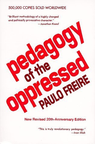 reflection of the oppressed Dialogic action has two basic dimensions, reflection and action  reflection with  action = verbalism = blah (freire, 1998b, p68)  oppressor/oppressed,  educational banking, dialogic action, pedagogy of hope others on.