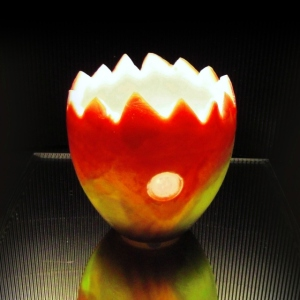 marina's wax eggshell