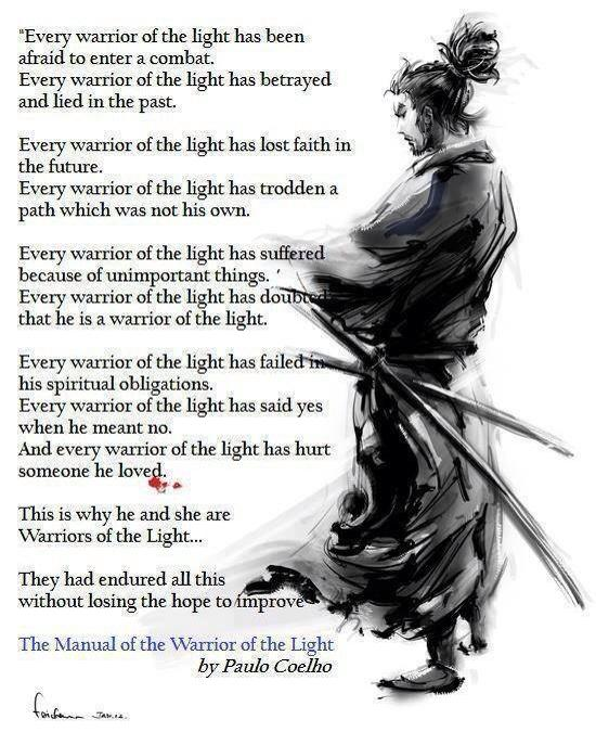 Every Warrior of the Light - Paulo Coelho