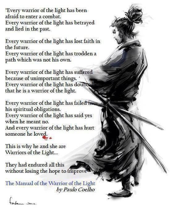 Every Warrior of the Light - Paulo Coelho