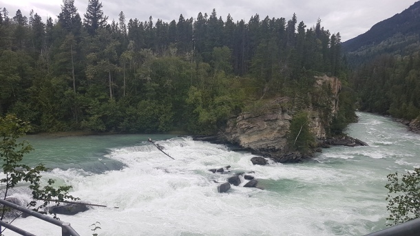 Rearguard Falls August 2019